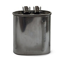 Run Capacitor, FirstChoice Brand, 12.5 MFD, 440V, Oval