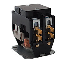 FirstChoice Contactor, Single Pole, 30A 24V Coil