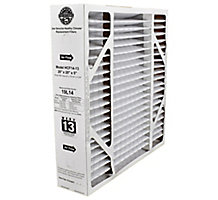 """Healthy Climate HCF14-13 Replacement Box Filter, MERV 13, 20"""" x 20"""" x 5"""""""