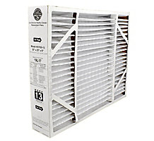 """Healthy Climate HCF20-13 Replacement Box Filter, MERV 13, 20"""" x 25"""" x 5"""""""