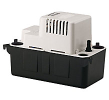 Little Giant 554455 VCMA-20ULS Condensate Pump with Safety Switch, 230 Volt