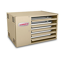 Lennox Garage Unit Heater, 45,000 Btuh, 83.7 AFUE, LF25-045A-2
