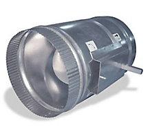 """Spinnaker L2400 Series Damper Shell - 6"""" Round"""