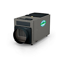 Healthy Climate, Whole Home Dehumidifier, Energy Star Certified, 80 Pints, 120V, 1-Phase, HCWHD4-080