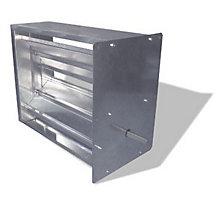 "Spinnaker L1800 Series Damper Shell - 10""W x 24""H"