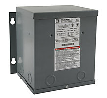 Lennox 24F6601 Transformer, 240/480 Volts Primary, 120/240 Volts Secondary, 1500 VA