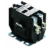 Honeywell DP2040A5004/U Contactor, DPST, 24 Volts, 40 Amps