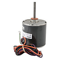 25J3701, Condenser Fan Motor, 1/3 HP, 460/1, 1075 RPM