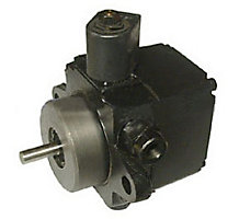 Two Stage Oil Pump w/ 115V Solenoid, 100-200 PSI, 4 GPH, 3450 RPM