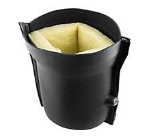 Lennox 101321-02 Compressor Sound Cover, Polyethylene Outer Shell, Insulation Liner