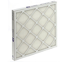 "Healthy Climate 101355-01 16"" x 25"" x 2"" Pleated Air Filter 28W02, MERV 15, 1389 CFM"