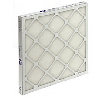 "Healthy Climate 101355-04 20"" x 20"" x 2"" Pleated Air Filter 28W06, MERV 15, 1390 CFM"