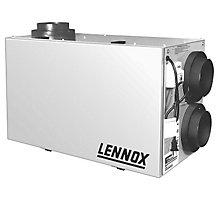 1200 CFM Heat Recovery Ventilator - Single Pass Damper Defrost Permanent Split Capacitor Motor