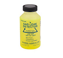 Highside Chemicals 31B2001, Gas Leak Detector Low Temp, 8 oz.