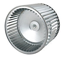 """Morrison Products 31G6701 Blower Wheel, 12.625"""" x 9.5"""", 1/2"""" Bore"""