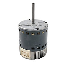 Regal Beloit 101564-01 Motor, 1/2HP,  Varible Speed, 120-240 Volts, 50-60 Hz, 1050 RPM, 4.3 -7.4 Amps
