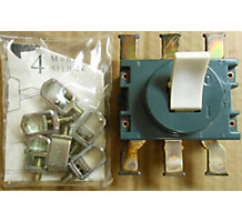 34K1001, Disconnect Switch, 100A, 600V, 3 Phase