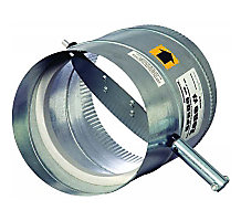 "16"" Round Static Pressure Regular Damper"