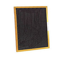 "Dust Free 925-0403-035 Filter, Permanent, Allergy Gold, 20"" x 25"" x 1"""