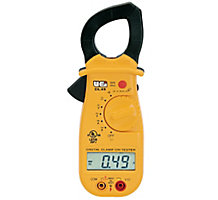 Universal Enterprises DL49 Digital Clamp Meter with Carrying Case