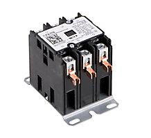 Square D P-8-7716 Contactor, 24 Volts, 3 Pole
