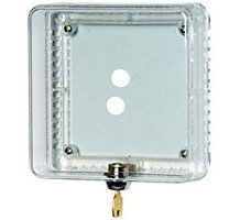 HONEYWELL TG510A1001 Small Universal Thermostat Guard with Clear Cover