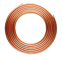 Soft Coil Copper Tubing, 7/8