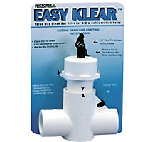 Rectorseal 97585, Easy Klear 3 way Cleanout Valve