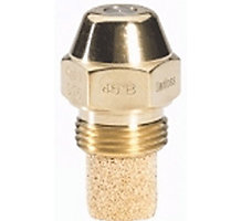 Type B Solid 80DEG  Steel Oil Nozzle 1.10 GPH