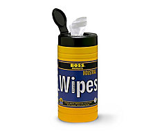 Boss 892 Industrial Wipes, 100 count