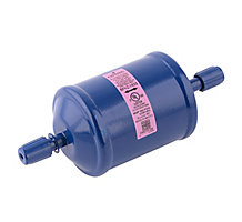 Emerson 100215-06 Liquid Line Bi-Flow Filter Drier, 5 cu in, 3/8