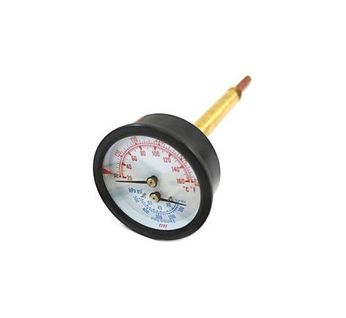Temperature Pressure Gauge 5
