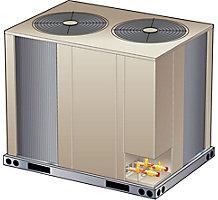 TSA120S4DN1M Cond/10Ton/380-3