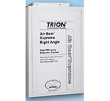 Trion 447380-010 Air Bear Right Angle Supreme Media Air Cleaner, Up to 2000 CFM, MERV 8