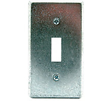 Flat Toggle Electric Box Switch Cover