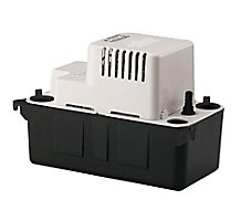 Little Giant 554405 VCMA-15ULS Condensate Pump with Safety Switch, 115 Volt