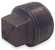 "1/2"" Black Square Head Plug"