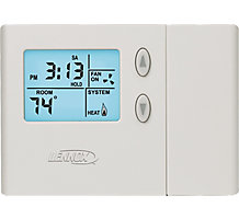 L3511C ComfortSense 3000, Programmable Thermostat, 5-2 Day, 1 Heat/1 Cool Gas/Electric