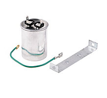 53H1301PR, Run Capacitor Kit, 20 MFD, 440V, Round