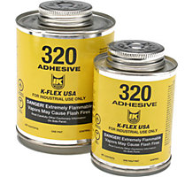 K-FLEX RX, 320 Contact Adhesive, 1/2 pt.