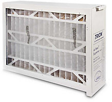 Trion 455602-025 Air Bear Supreme Media Air Cleaner, Up to 2000 CFM, MERV 8