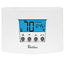 Robertshaw C9615, Programmable Thermostat, 7 Day, Multi-Stage