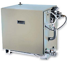 GWB8-075IE-2, 83.4% AFUE, Gas-Fired Water Boiler, 75,000 Btuh, 3 Gallon Capacity, Natural or LPG/Propane Gas