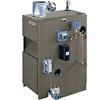GSB8-112E, 82% AFUE, Gas-Fired Steam Boiler, 112,000 Btuh, 5.9 Gallon Capacity, Natural or LPG/Propane Gas