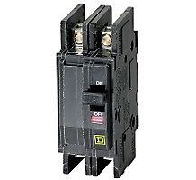 56M6901, Circuit Breaker, 2 Pole, 70A, 120/240V, 50/60 Hz, Miniature, Common Trip