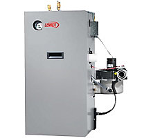 GWB9-075IH-3, 90% AFUE, Gas-Fired Water Boiler, 75,000 Btuh, 2.6 Gallon Capacity, Natural or LPG/Propane Gas