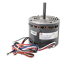Nidec 59M5001 Blower Motor, 1/3HP, 3 Speed, 115 Volts, 1075 RPM