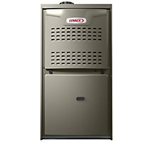 Merit Series, Upflow/Horizontal Gas Furnace, 80% AFUE, 88,000 Btuh, PSC, 1 Stage, 2.5-4 Ton, ML180UH090P48B