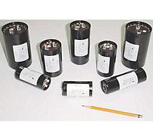 63A0601, Start Capacitor, 176/216 MFD, 320V, 50/60 Hz, Round