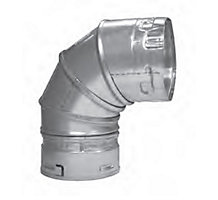 "90 Degree Adjustable Elbow 4"" Short Radius Adjustable"